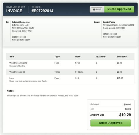 wp is template top 7 plugins to invoice your clients narga