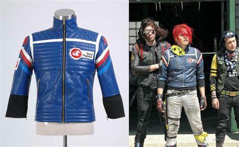 Hoodie Mcr My Chemical Killjoy 1 my chemical poison jacket costume custom