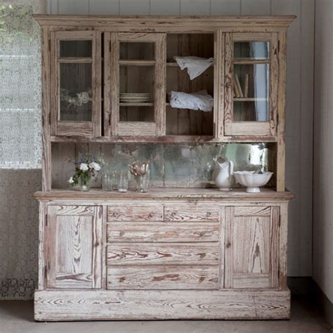 raw wood kitchen cabinets flakey cream raw wood cabinet shabby chic pinterest