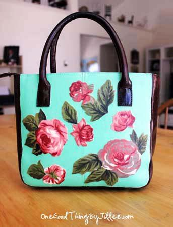 make your own one of a d 233 coupage handbag one