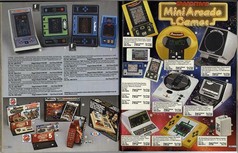 Great Britain Information Technology 1982 St Set argos catalogues retromash