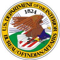 Department Of Interior by Agencies Of The Bureau Of Indian Affairs Genealogy