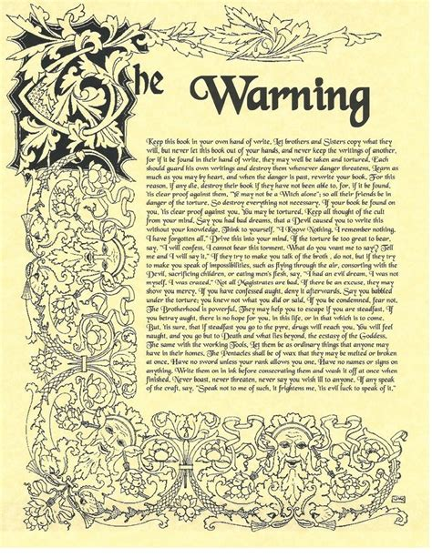wicca book of spells a book of shadows for wiccans witches and other practitioners of magic books book of shadows spell pages warning about wicca