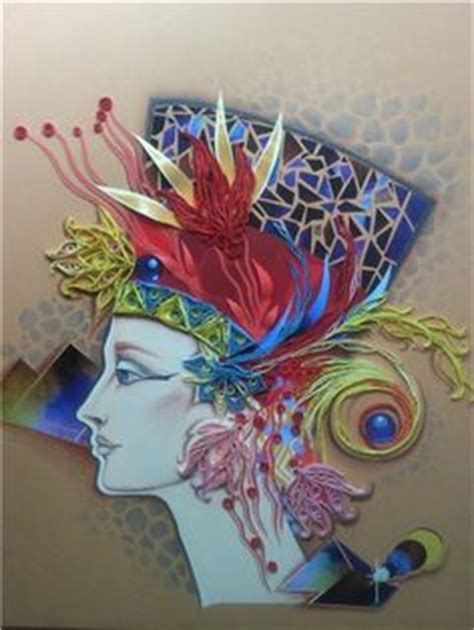 quilling hat tutorial 1000 images about quilling hats on pinterest quilling