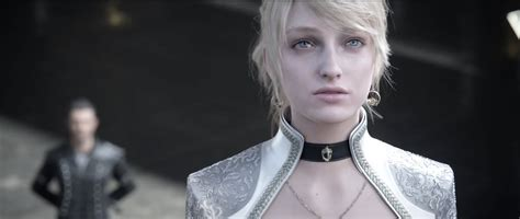 film final fantasy xv ffxv will have an accompanying movie and anime