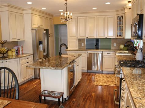 remodeled kitchen diy money saving kitchen remodeling tips diy
