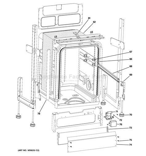 hotpoint dishwasher parts diagram hotpoint dishwasher images frompo 1