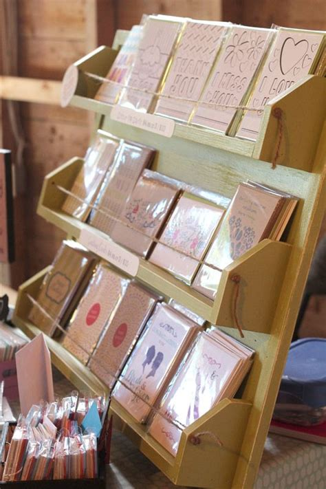 Card Display Ideas - 25 best ideas about card displays on stall