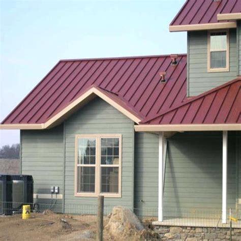Lu Roof Mobil Metal Siding Shingles Pre Weathered Galvalume Metal Shake