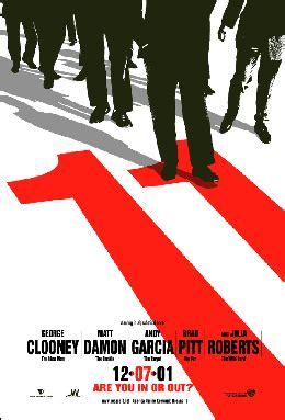 瞞天過海 (2001年電影) - 維基百科,自由的百科全書 K 11 Poster