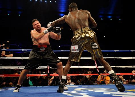 Is Murderous Punching Deontay Wilder Boxing?s New Mike