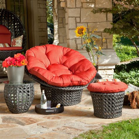 Papasan Patio Chair by Reviving And Reinventing The Comfortable Papasan Chair
