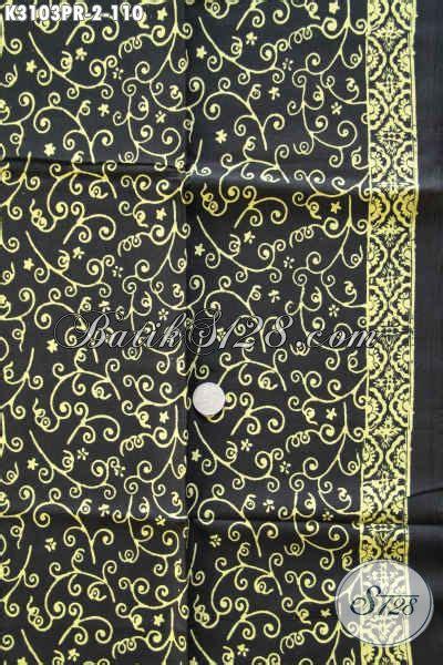 batik motif terkini proses cap kain batik
