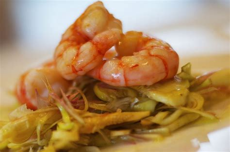 come si cucina carciofi ricetta pasta ai gamberi e carciofi ricette di buttalapasta