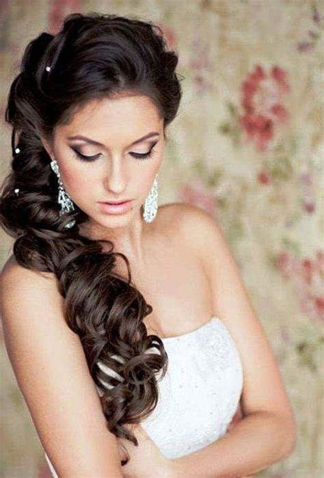 60 stunning wedding hairstyles for hair for the