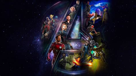 Avengers Infinity War Fan Art   Wallpapers   Wallpaperx HD