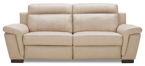 Composite Leather Sofa by Large Joe Sofa With Arms Living Room