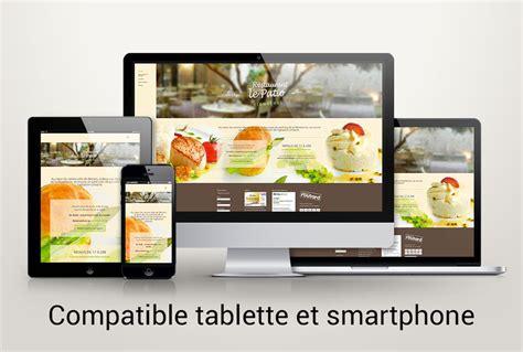 Restaurant Le Patio Beziers by Cr 233 Ation Enseigne Set De Table Menu Flyer Restaurant