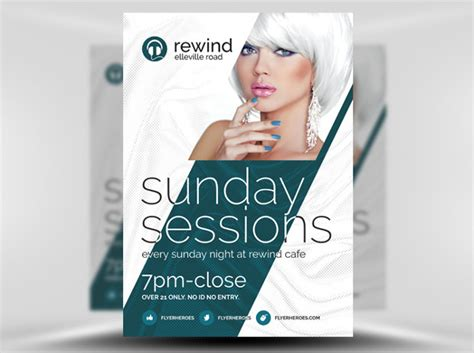 29 Free Psd Flyer Templates Download Design Trends Premium Psd Vector Downloads Free Skin Care Brochure Templates