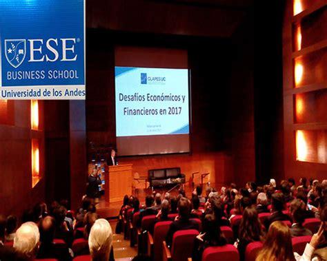 Mba Ese Business School by Seminario Qu 233 Esperar El 2017 En El Mundo Econ 243 Mico Y