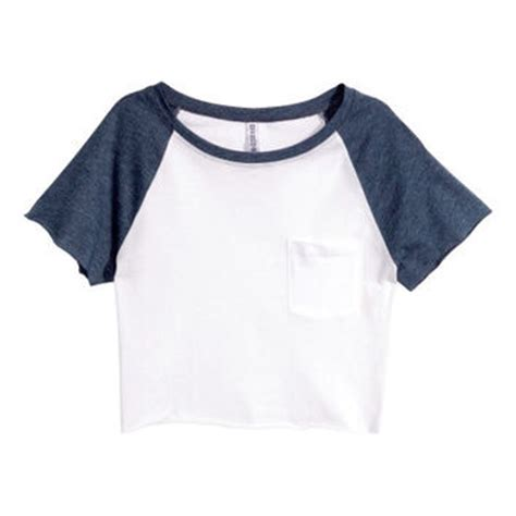Crop H M by Cropped Top From H M From H M Shirts