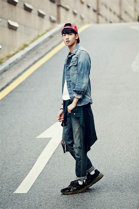 Jaket Wash Koreanstyle flitto content korean s fashion vs american s fashion who wore it best