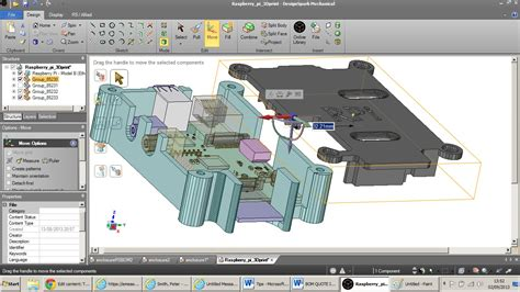 3d remodeling software progettare in 3d attraverso designspark mechanical fluid