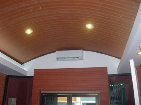 desain plafon kayu modern  klasik inspirasi desain rumah