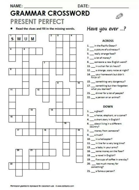 xwordgrammar glossary 198 best images about crosswords on pinterest present
