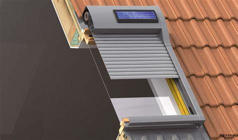 Velux Dachfenster Rolladen Elektrisch 1362 by Dachfensterrollladen Perfekter Hitzeschutz F 252 R Velux