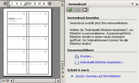 Word Visitenkarten Vorlage Erstellen Vorlagen F 252 R Namensschilder Humboldt Universit 228 T Zu Berlin