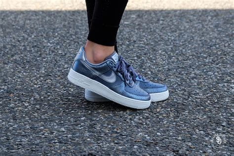 Nike Airforce Premium Original Size 37 40 nike s air 1 07 premium light carbon metallic cool grey 896185 005
