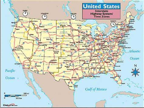 us interstate system map memes