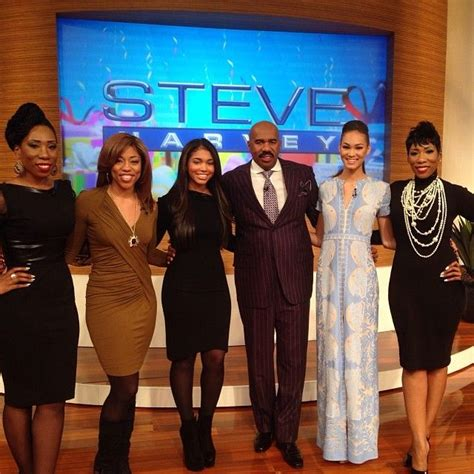 black steve game gossip steve harvey and daughters fathers and daughters