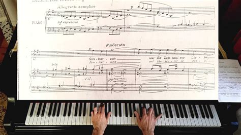 tutorial piano summertime summertime gershwin piano tutorial youtube
