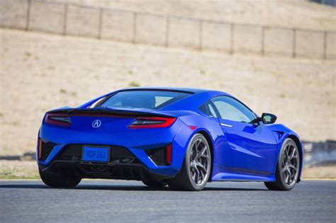 acura supercar 2017 2017 acura nsx powerful hybrid supercar specs released