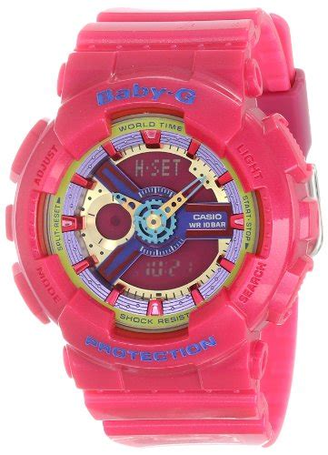Casio Baby G Original Ba 112 4a us casio baby g ba112 4a womens 11street malaysia business watches