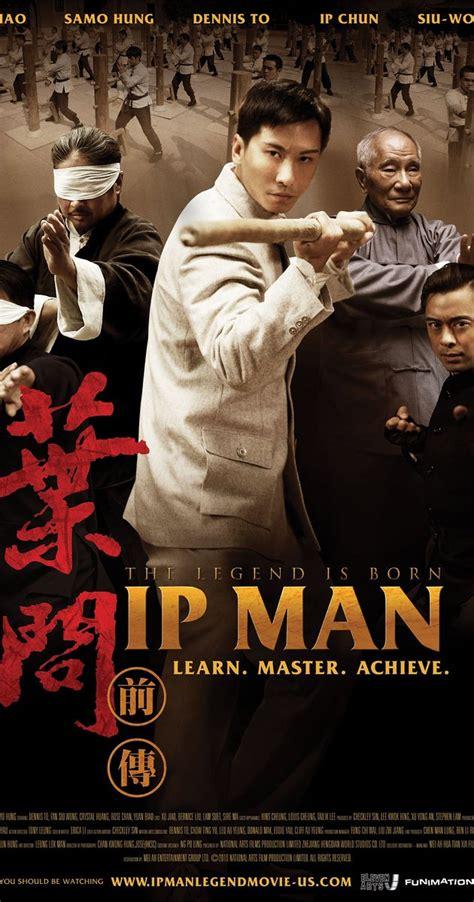 film full movie ip man the legend is born ip man 2010 imdb
