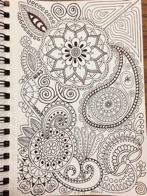 doodle drawing doodle by plhill sensational64 flickr