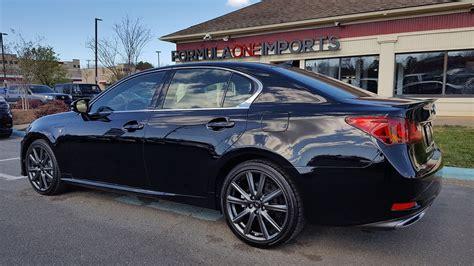 lexus gs350 f sport black 2014 lexus gs 350 f sport black for sale formula one