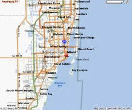 Maps Miami by Miami Florida Map Related Keywords Amp Suggestions Miami