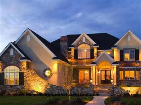2 story luxury house plans country home designs floor plans small house design floor