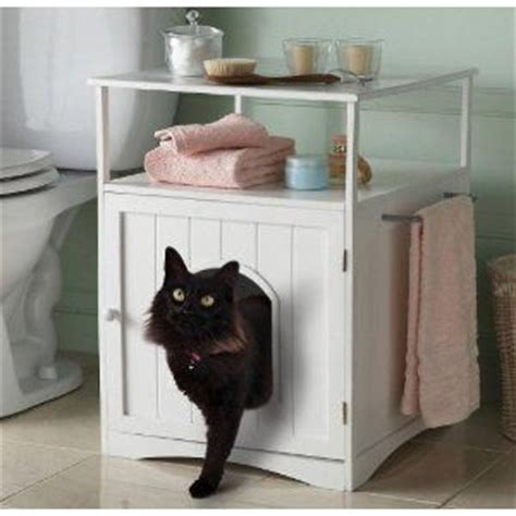litter box in bathroom 40 best images about for the home cat friendly decor on