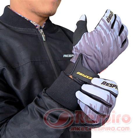 Sarung Tangan Anti Air sarung tangan motor respiro intro sp jaket motor