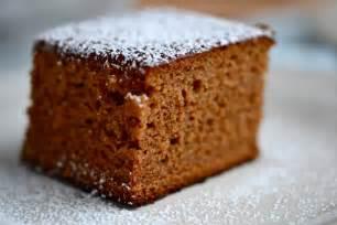lebkuchen kuchen gluten gingerbread cake with cinnamon and
