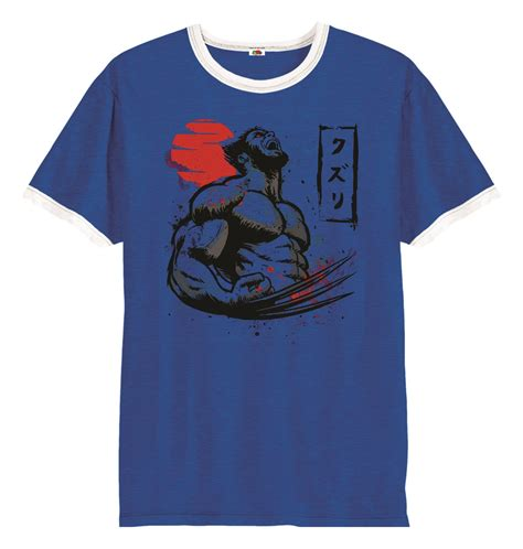 Tshirt Xmen 2 t shirt wolverine japanese spoof marvel comics