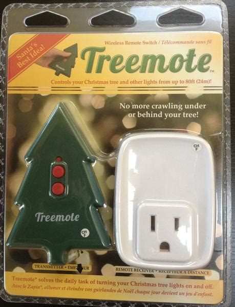wireless remote control christmas tree lights treemote wireless christmas tree shaped remote switch