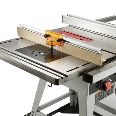 bench dog router table extension pin by rockler woodworking and hardware on table saws