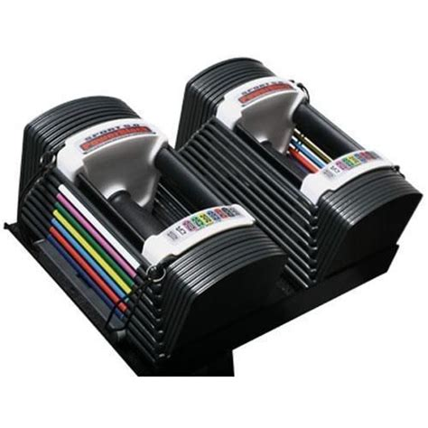 Dumbbell Powerblock Powerblock Sports 5 0 Dumbbells Pair