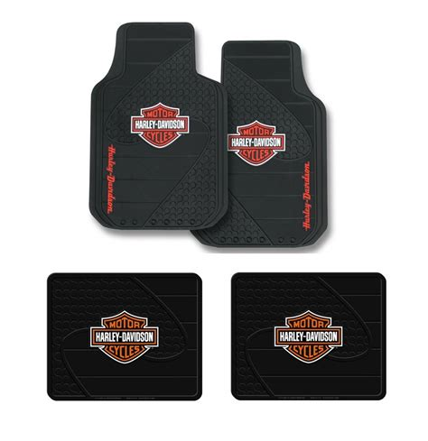 Harley Davidson Car Floor Mats by Harley Davidson Car Accessories Cool Stuff To Buy And